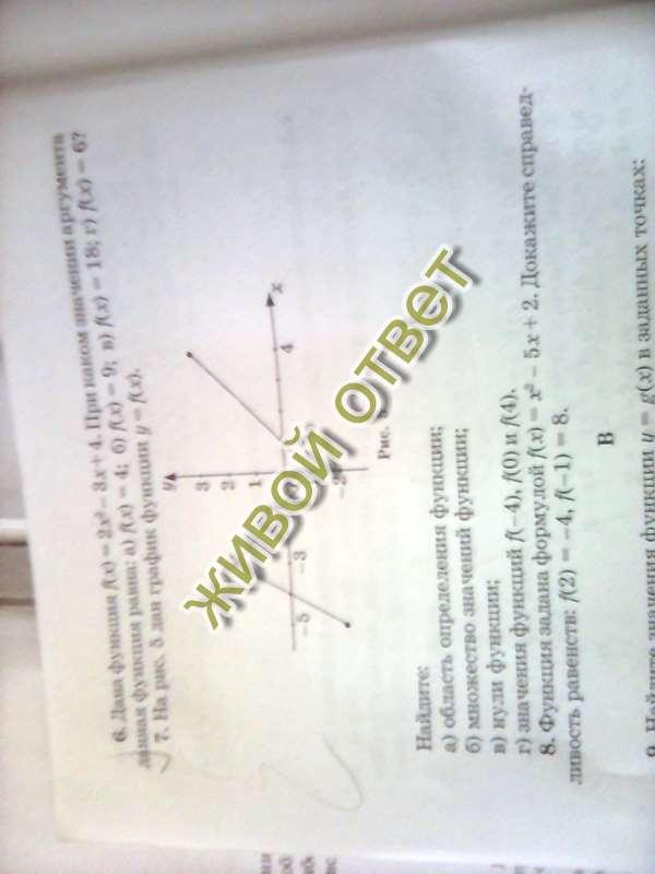 А) x∈[-5;4] б) y∈[-2;3] в) -4; -1; 1 г) f(-4)=0