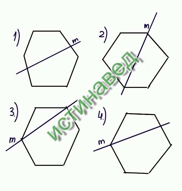 Шестиугольники во вложении.